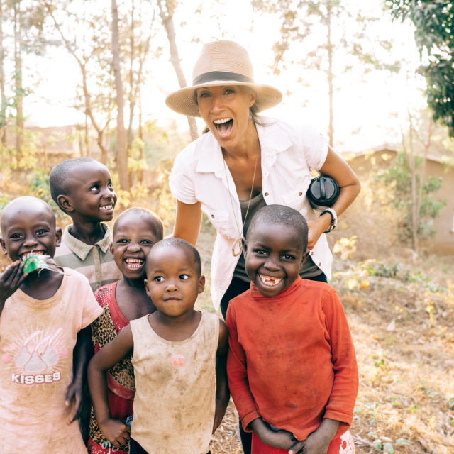 How Your Passion Can Leave an Impact on the World: An Interview With Our Co founder, Maria Russo