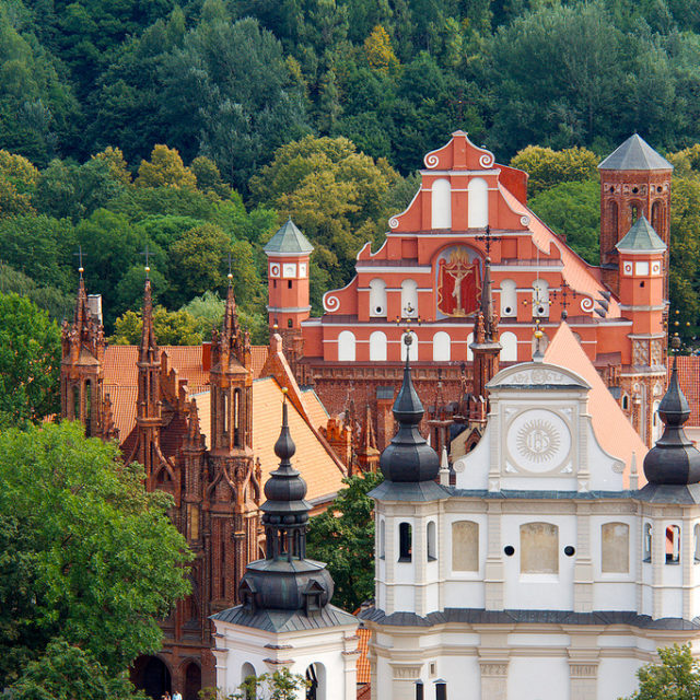 Vilnius, Lithuania, Is Travel's Real Deal