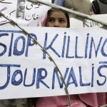 More Journalists Killed in Pakistan than Anywhere Else in the World