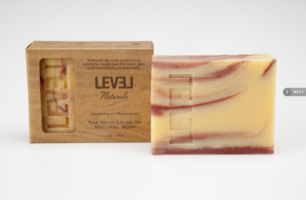 Integrity Botanicals - Level Naturals Body Soap