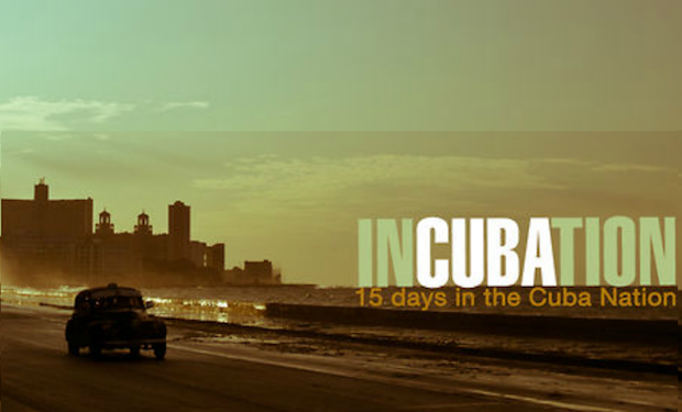 travel in cuba - incubation