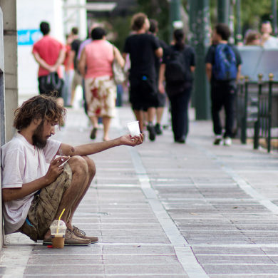 Alarming Poverty Rates in Greece