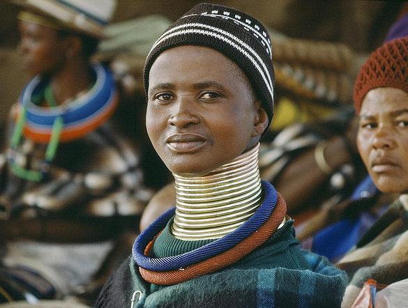 Women in South Africa