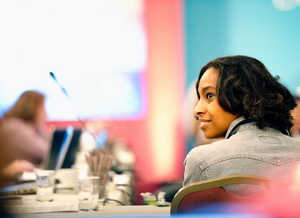 Women CEO's at Women Run Startups networking event