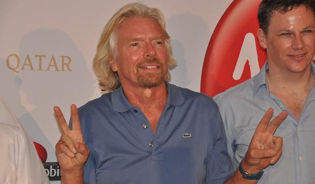 richard branson entrepreneur