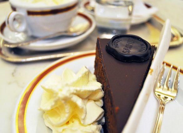 Sacher Torte Hotel Sacher