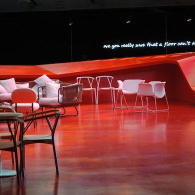 MACRO lounge by Fabienne Zwagemakers