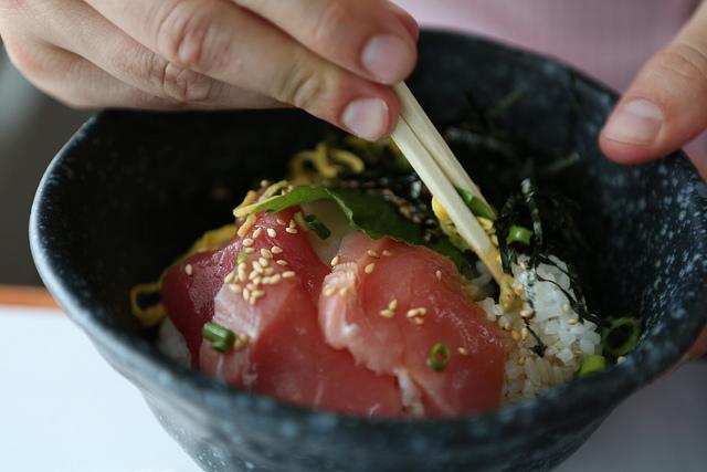 Sushi Japan - Perennial Plate