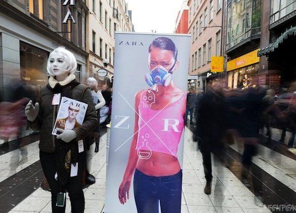 Detox' Zara Day Of Action, Stockholm