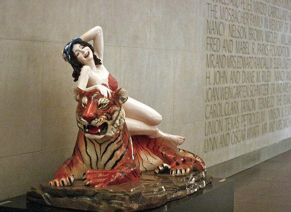 Houston's Museum of Fine Arts