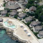 The SPA Retreat - Aerial View