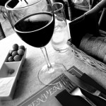 drink red wine in spain