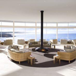 Southern Ocean Lodge Great Room