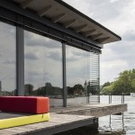 Modern Houseboat Berlin