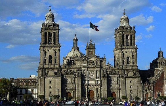 Mexico City centro feature