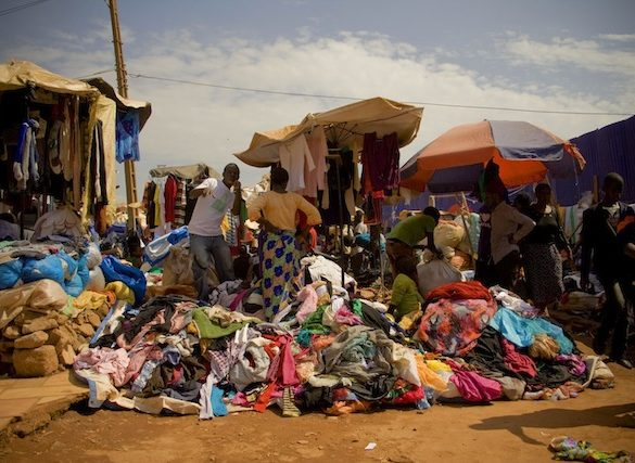 Owino market kampula