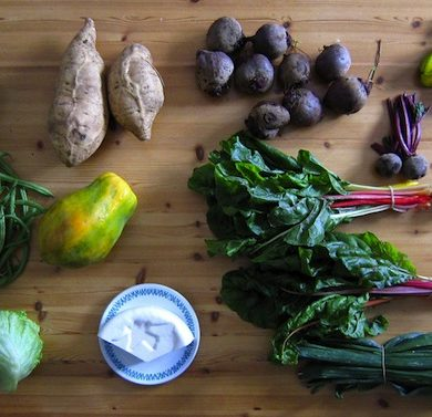 indigenious foods