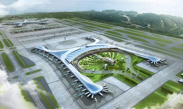 Incheon Airport New Terminal