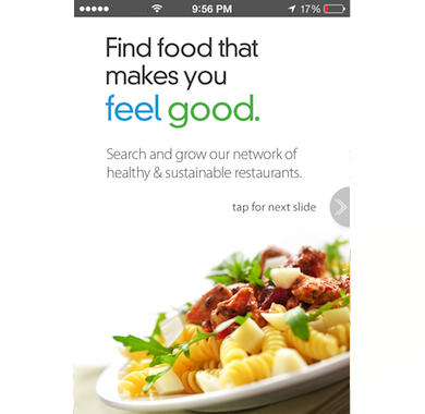 Best Sustainable Food Apps