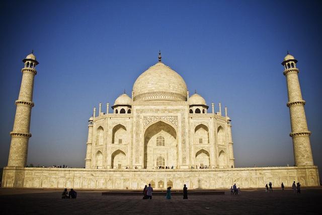Taj Mahal Architecture