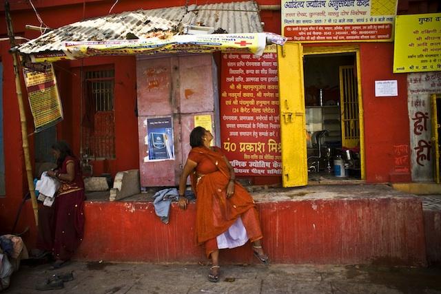 Varanasi Woman