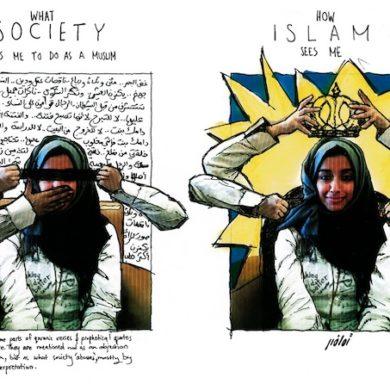 IMOW muslima