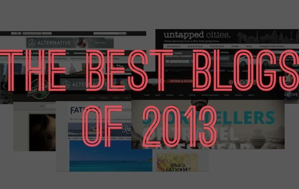 Best blogs and websites 2013