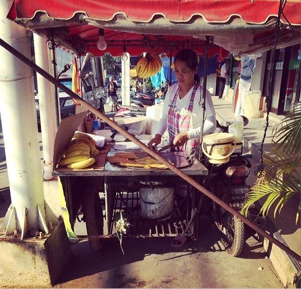 food vendor ko chang