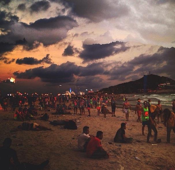 full moon party ko phangan