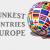drunkest countries in europe