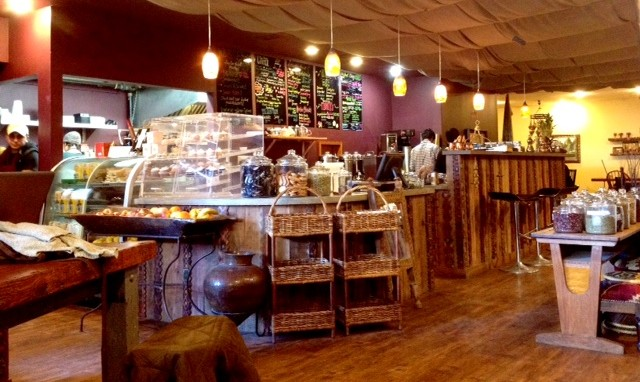 infini-t cafe princeton