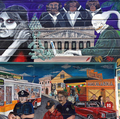 san francisco's mission murals