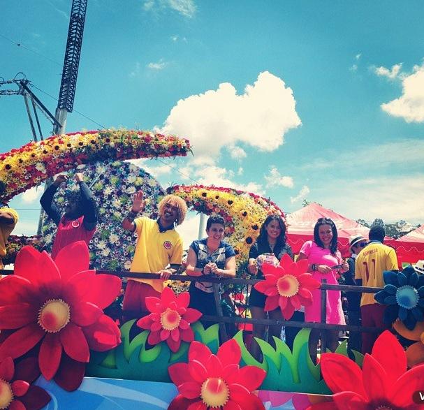 Desfile de Stilleteros