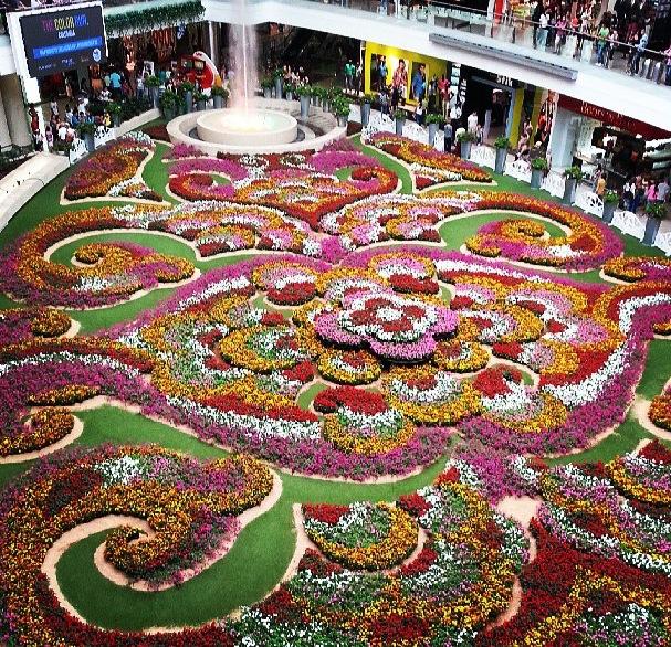 Medellín's flower festival