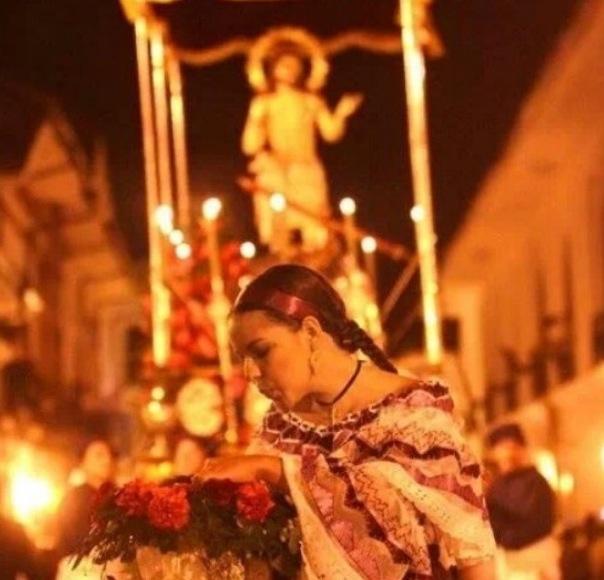 Semana Santa Colombia photos
