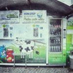 Say Moo! Raw Milk Vending Machines are Hitting European Streets