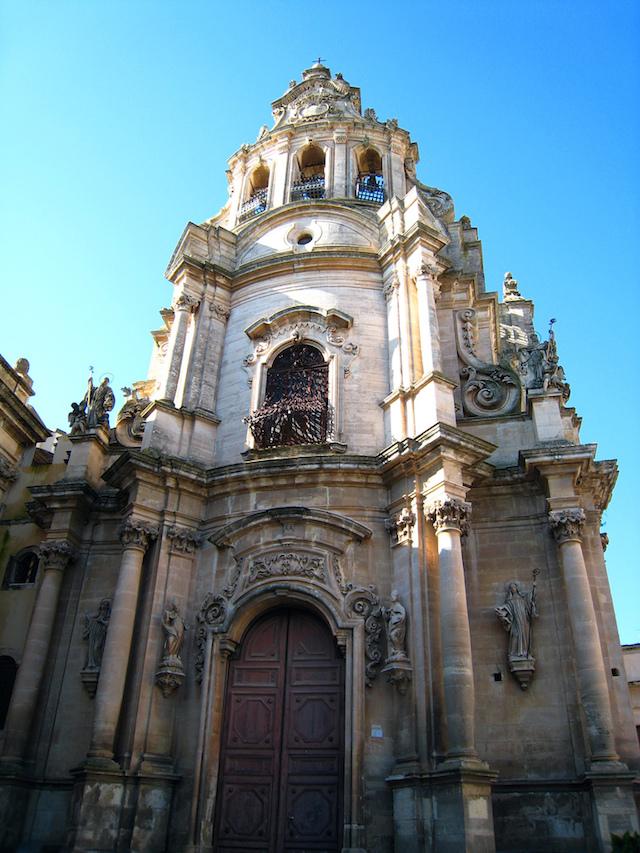 sicily Church of San Giuseppe