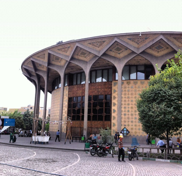 ehran City Theater_Photo by Madi Jahangir