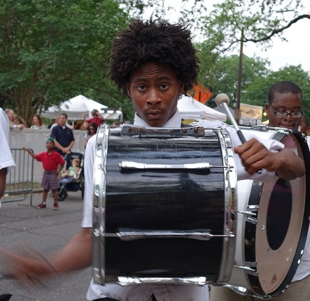 percussionists new orleans