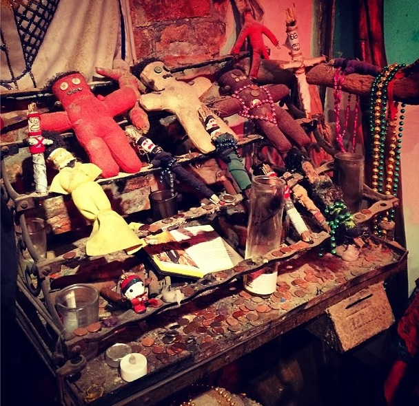Voodoo museum french quarter
