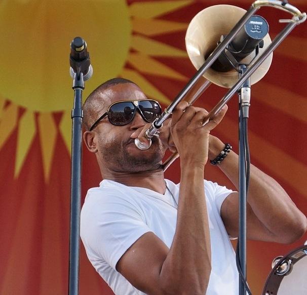 new orleans Jazz Fest performer