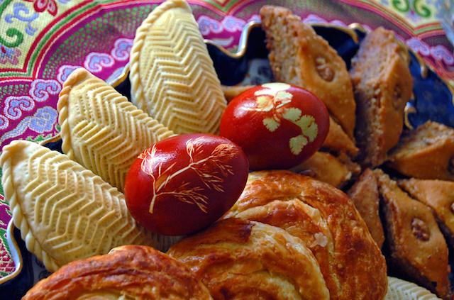Nowruz food