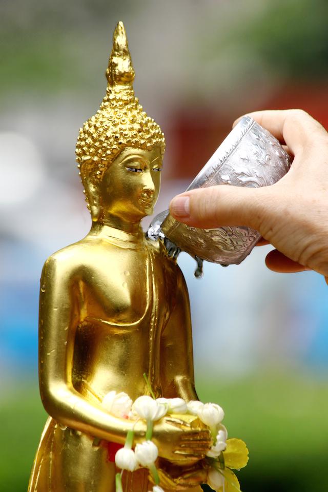 Songkran Water festival, thailand