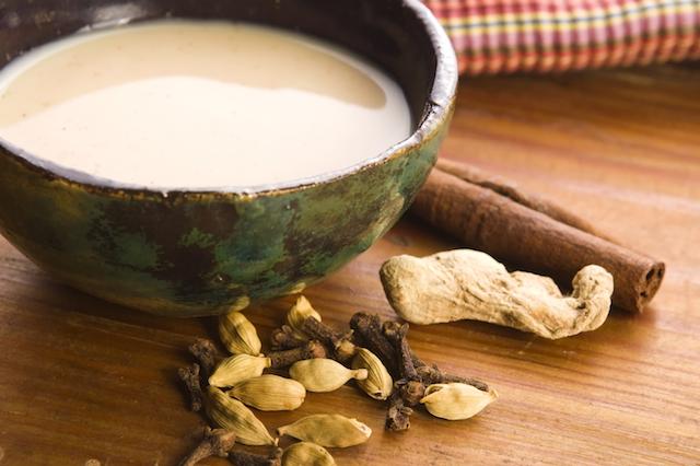 coconut chai recipe