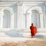 little buddhist monk myanmar