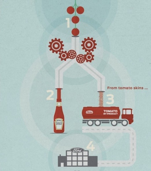 Ford TOMATO-car-INFOGRAPHIC