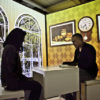 """Schorr's thesis, """"Mixed Reality Living Spaces"""