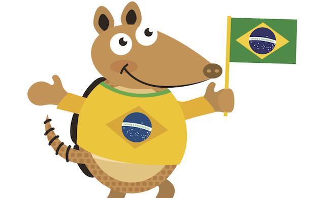 fuleco the armadillo world cup