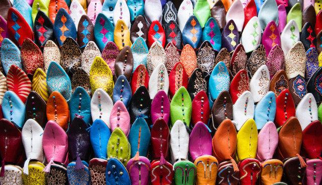 morocco markets