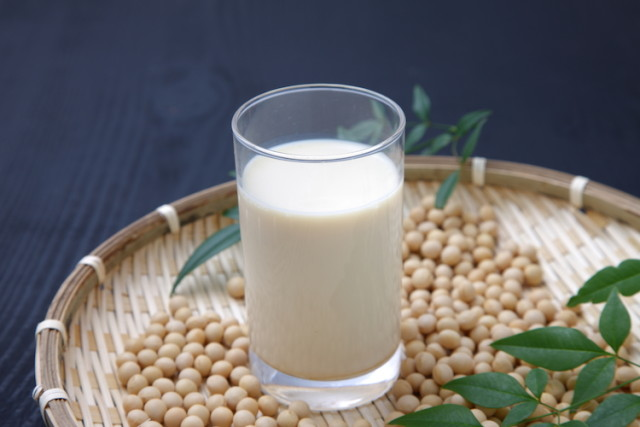soybean milk